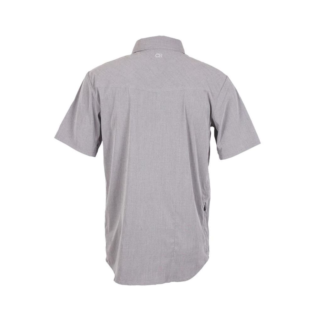 CLUB RIDE Men's Mag 7 Shirt - ASPHALT
