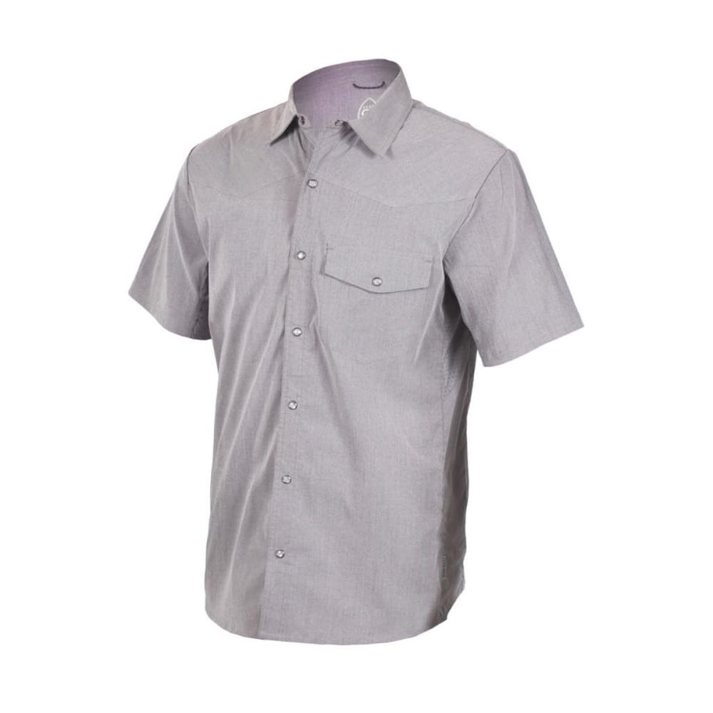 CLUB RIDE Men's Mag 7 Shirt - ASPHALT