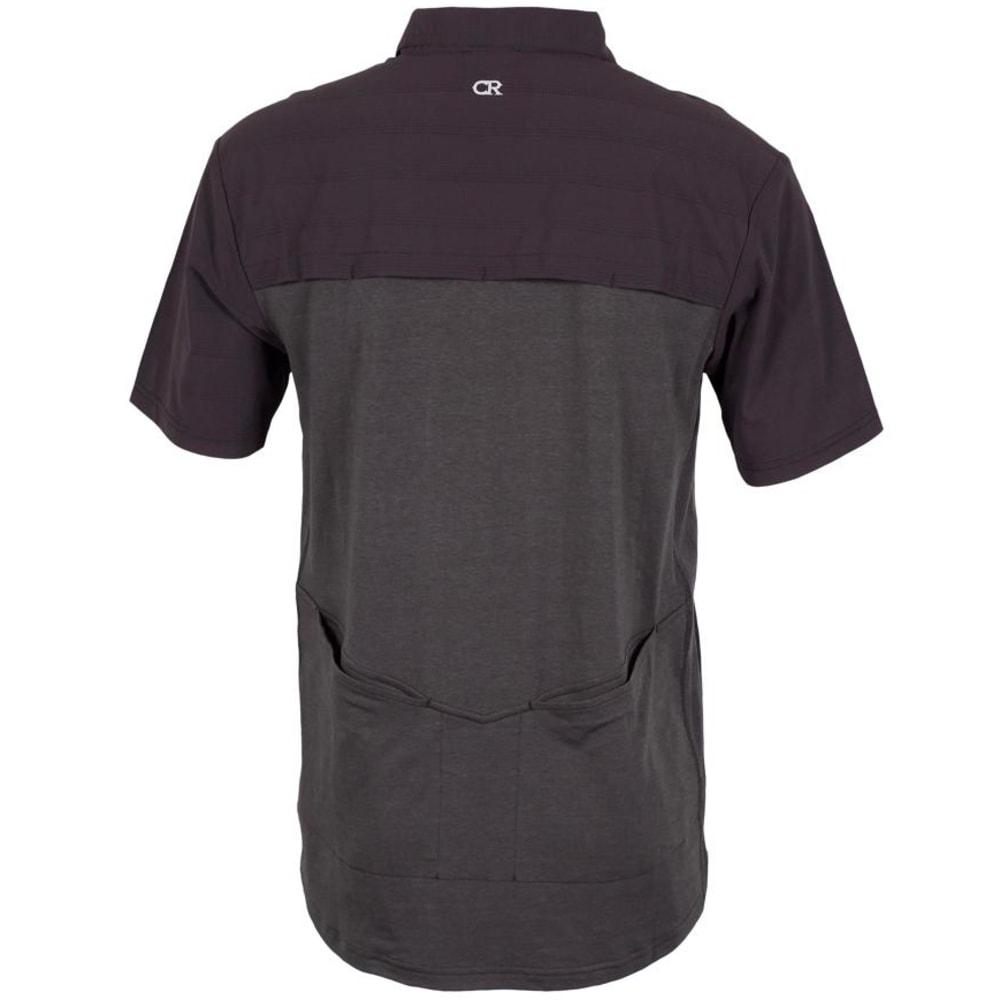 CLUBRIDE Men's Pioneer Shirt - ASPHALT
