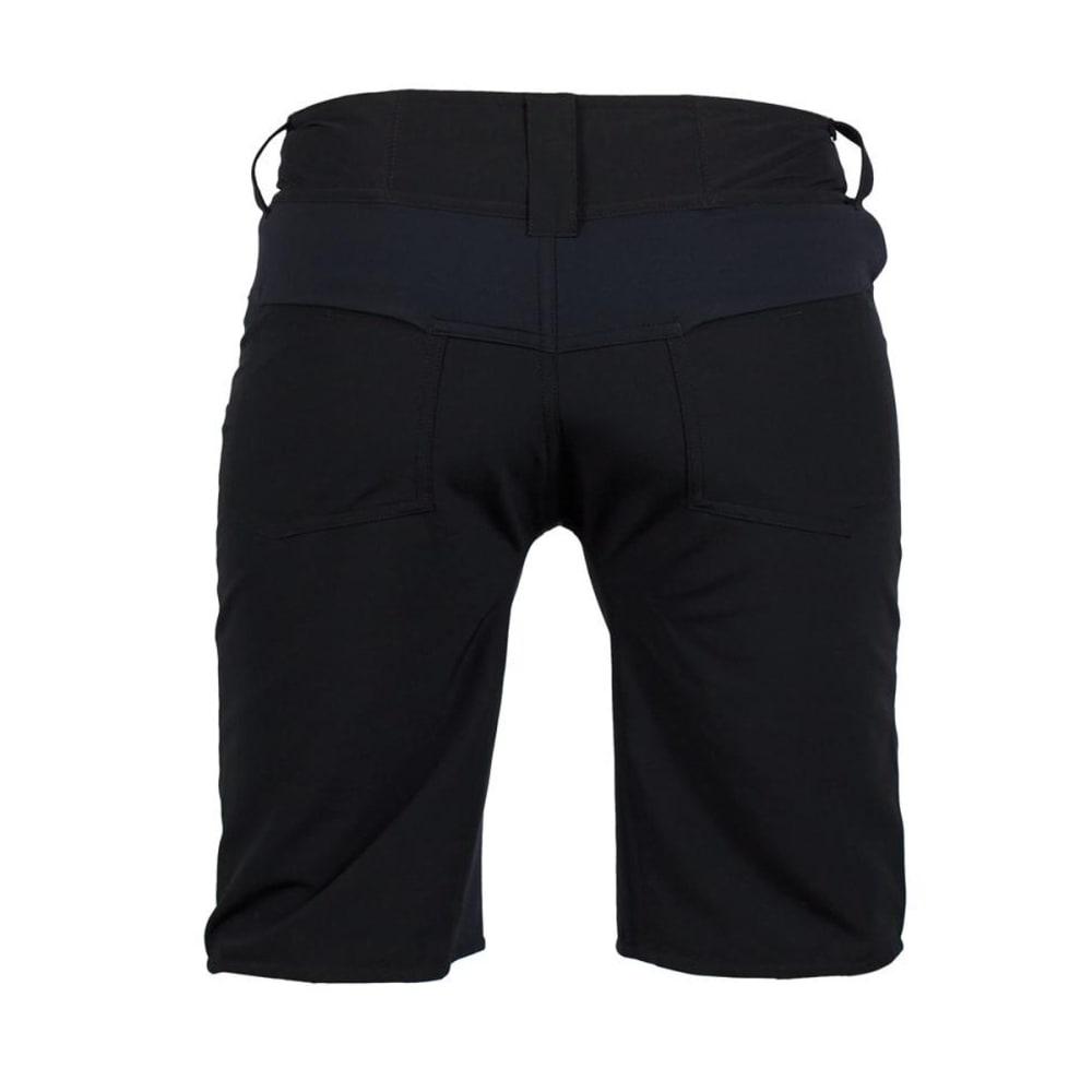 CLUB RIDE Men's Chachi Shorts - RAVEN
