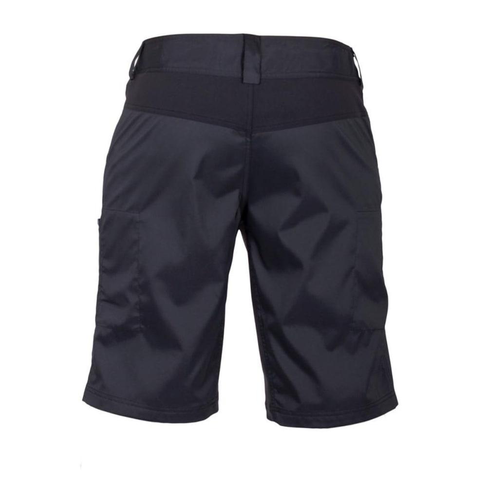 CLUB RIDE Men's Fuze Shorts W/ Gunslinger Innerwear - RAVEN