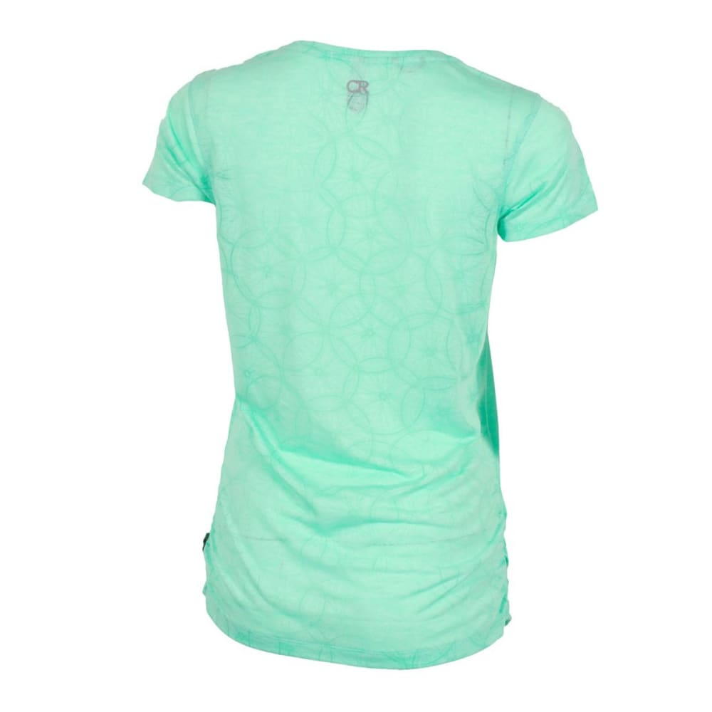 CLUB RIDE Women's Wheel Cute Knit Jersey Shirt - MINT