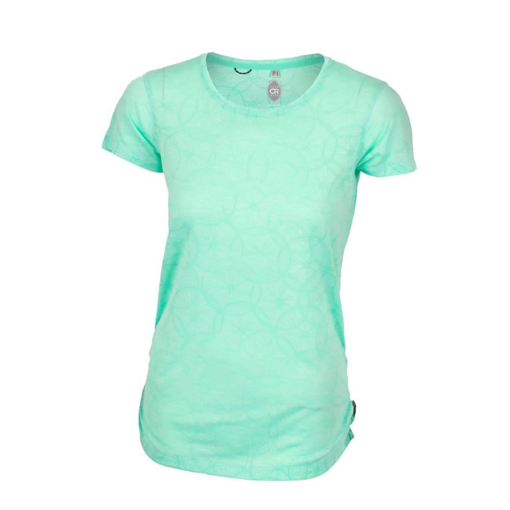 CLUB RIDE Women's Wheel Cute Knit Jersey Shirt - MINT