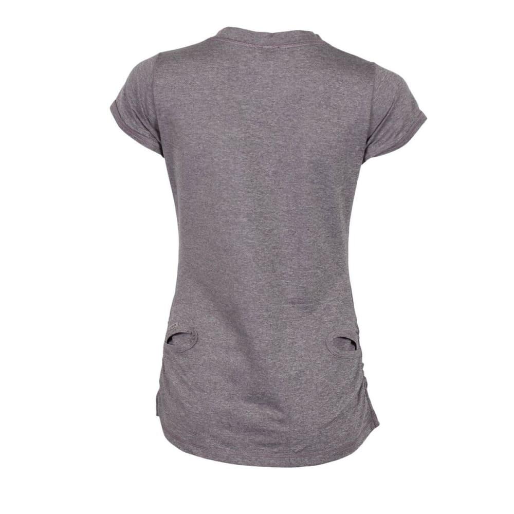 CLUB RIDE Women's Deer Abby Shirts - ASPHALT