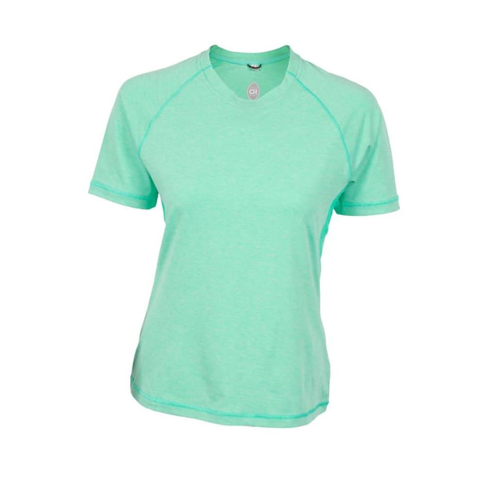 CLUB RIDE Women's Retreat Cycling Shirt - MINT