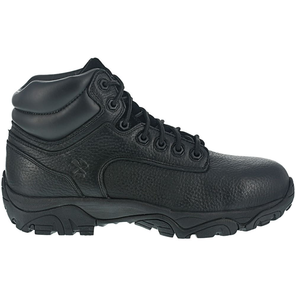 93a05481d36 IRON AGE Women's Trencher Composite Toe 6 in. Work Boots, Black