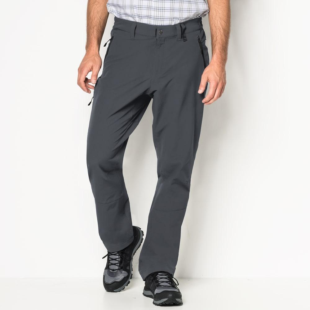 Jack Men's Softshell Activate Pants Xt Wolfskin QxECBWdroe