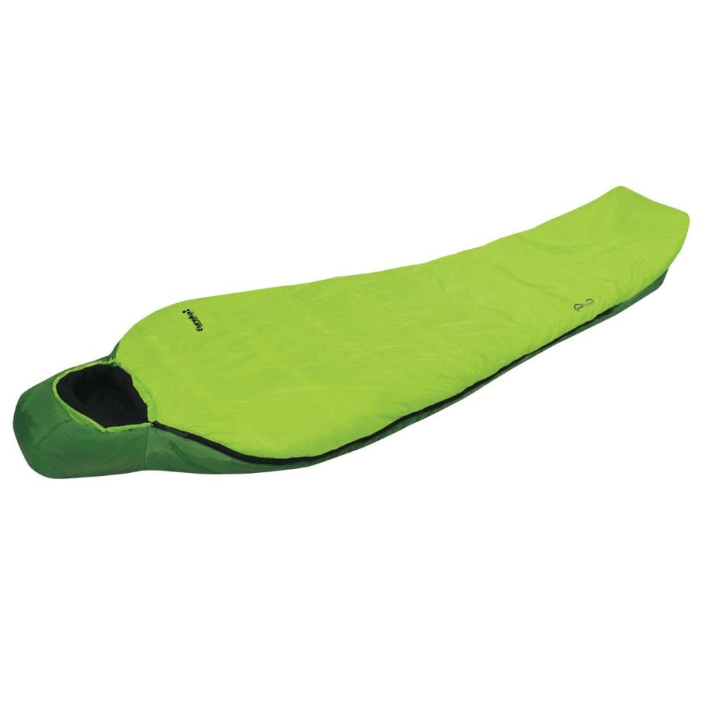 EUREKA Spero 20°F Sleeping Bag - LIME/BLACK
