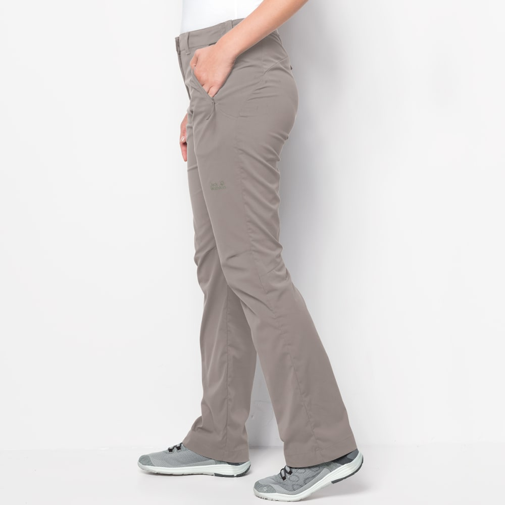 Jack Wolfskin Activate Light Walking Pants Iron