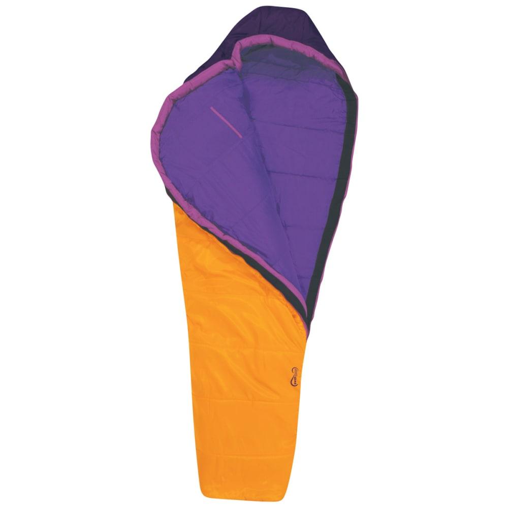 EUREKA Women's Spero 20°F Sleeping Bag - ORANGE/PURPLE