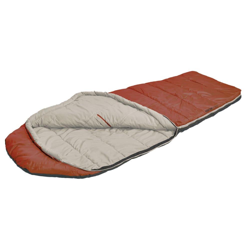 EUREKA Lone Pine 0°F Long Sleeping Bag - RUST