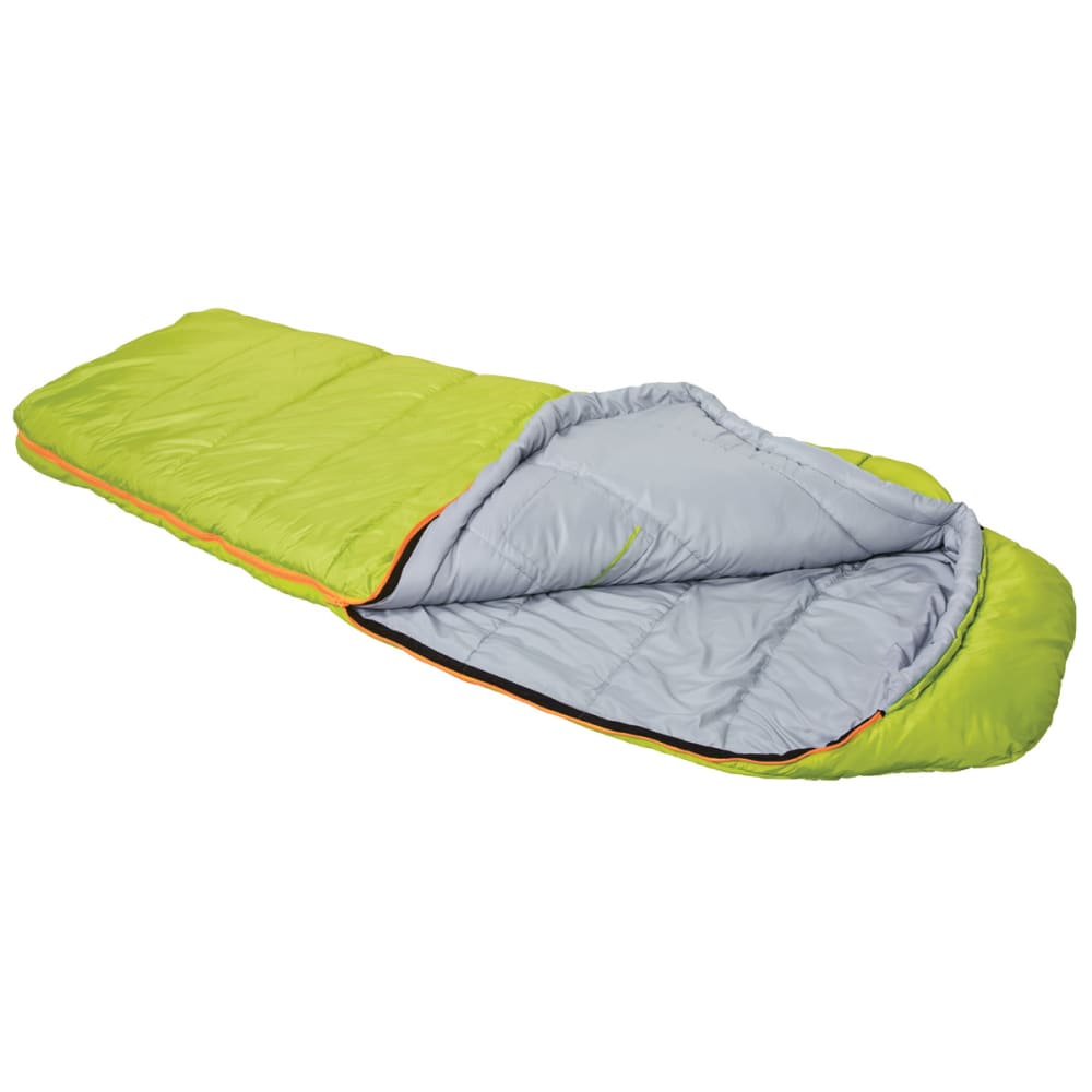 EUREKA Women's Lone Pine 20°F Sleeping Bag - YELLOW