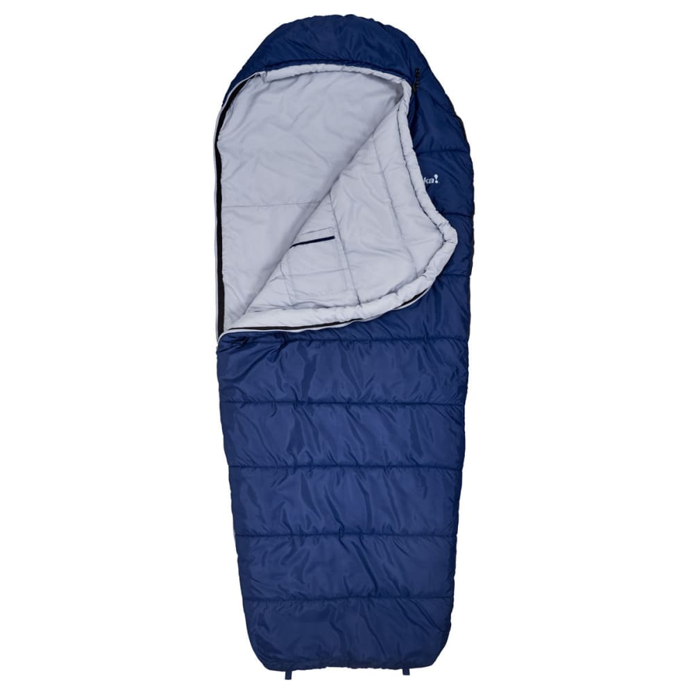 EUREKA Lone Pine 30°F Sleeping Bag  - BLUE