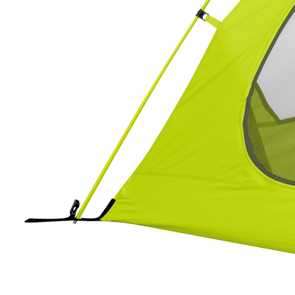 EUREKA Amari Pass Solo 1 Person Tent - LIME/GREY