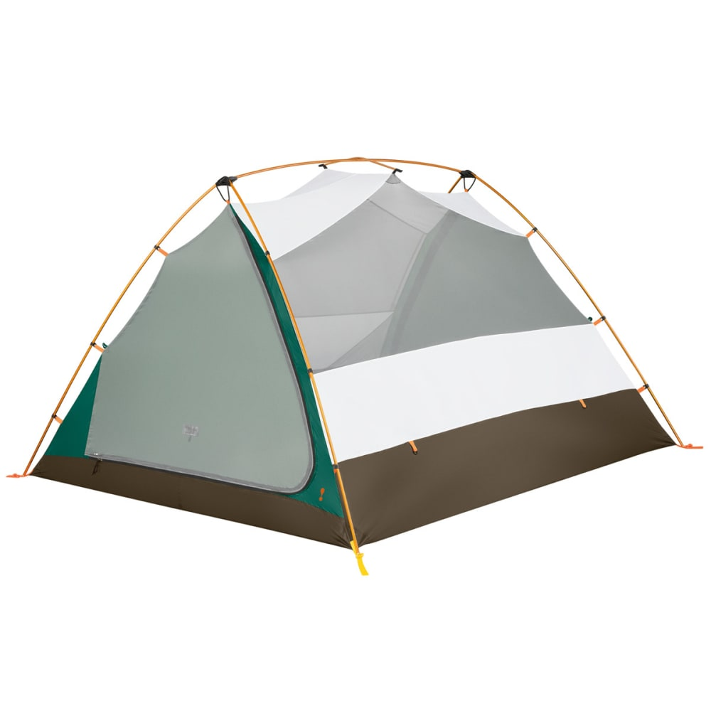 EUREKA Timberline® SQ 2xt 2 Person Tent - GREEN/WHITE/BROWN