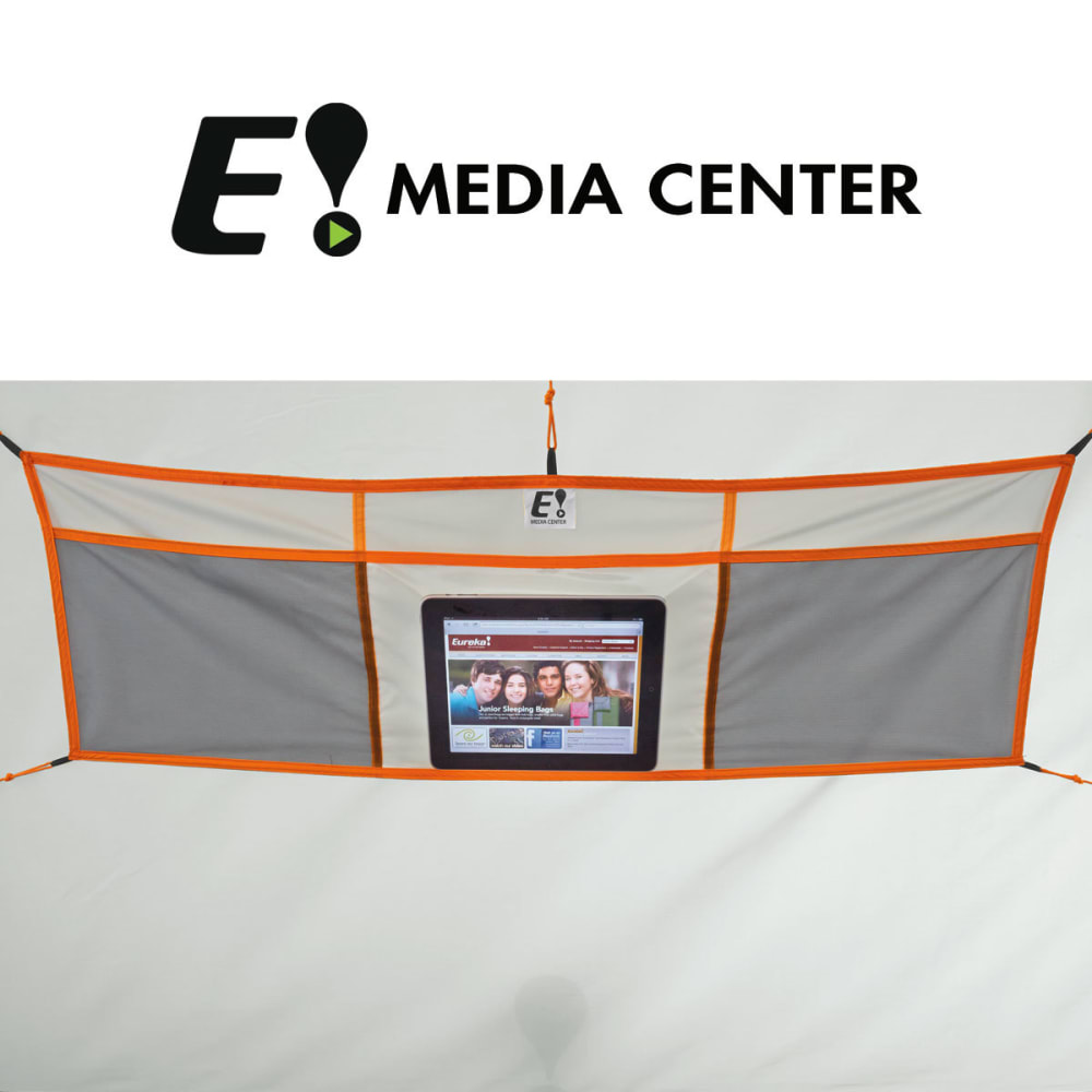 EUREKA Tetragon HD 3 Person tent - CEMENT/JAVA