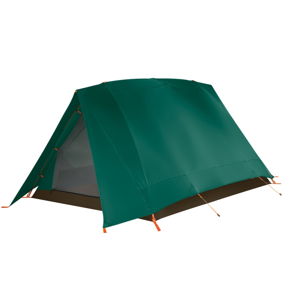 EUREKA Timberline® SQ Outfitter 4 Person Tent - GREEN/WHITE/BROWN