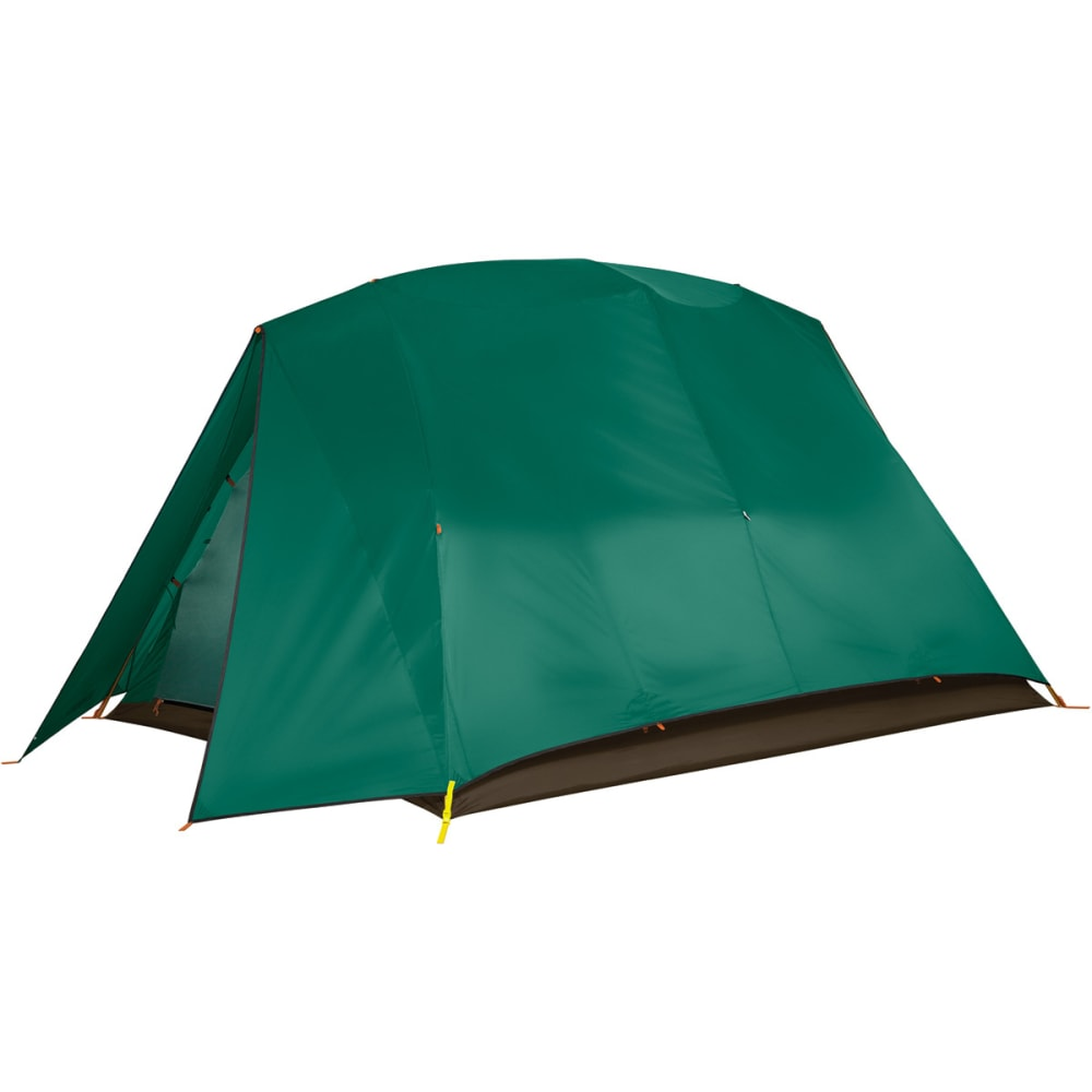 EUREKA Timberline® SQ Outfitter 6 Person Tent - GREEN/WHITE/BROWN