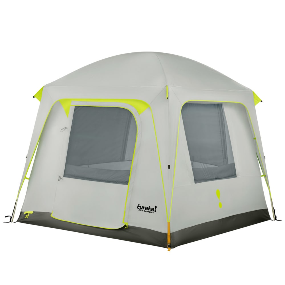 EUREKA Jade Canyon 4 person tent - LIME/GREY