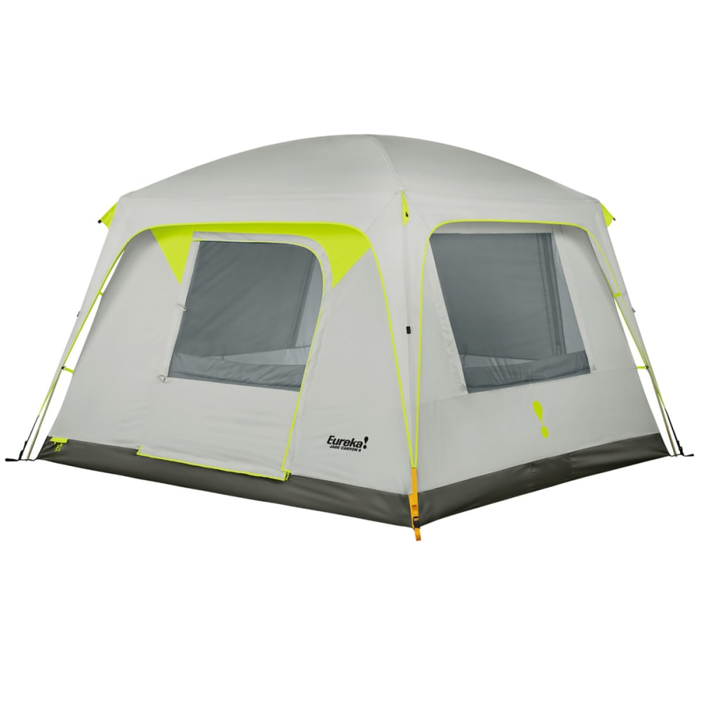 EUREKA Jade Canyon 6 Person Tent - LIME/GREY
