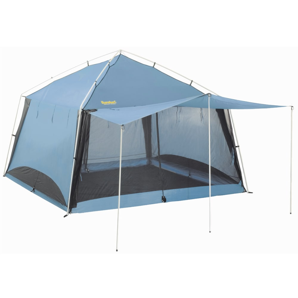 EUREKA Northern Breeze Screen House - CAROLINA BLUE/BLACK