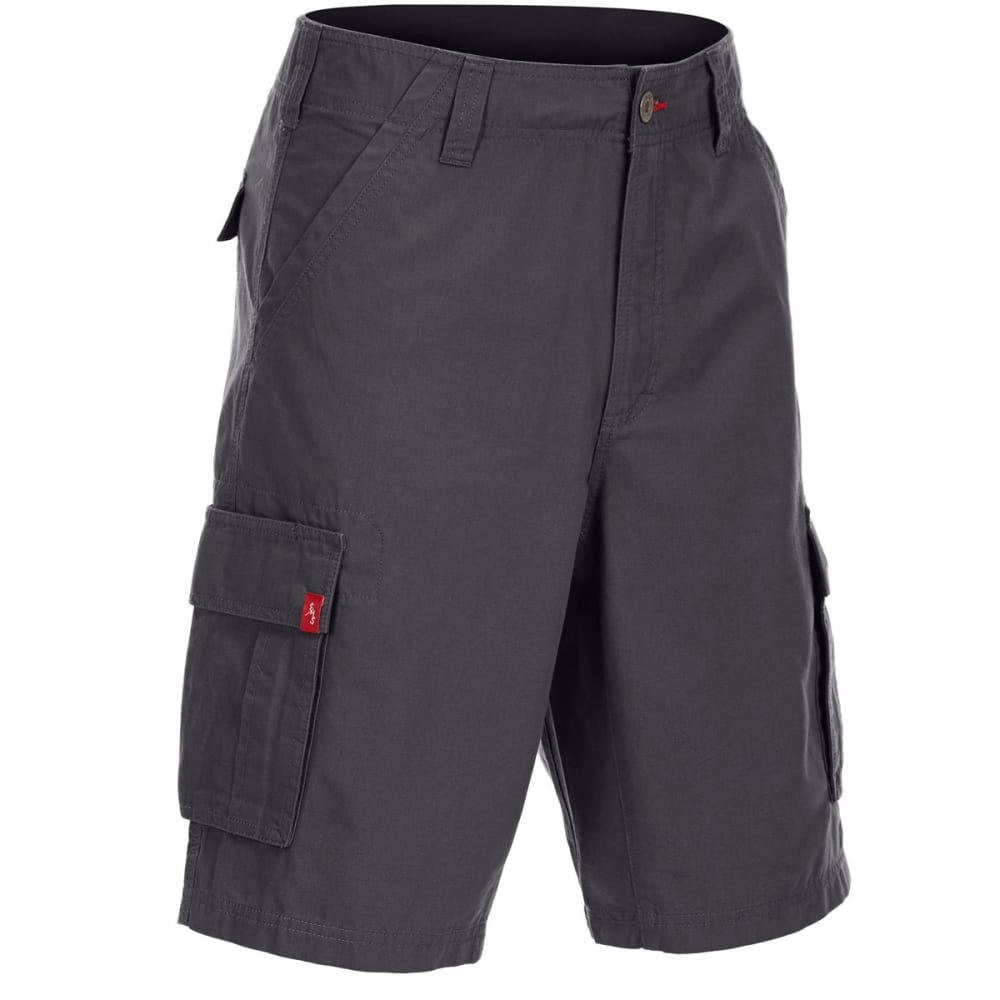 EMS Men's Dockworker Cargo Shorts - FORGED IRON