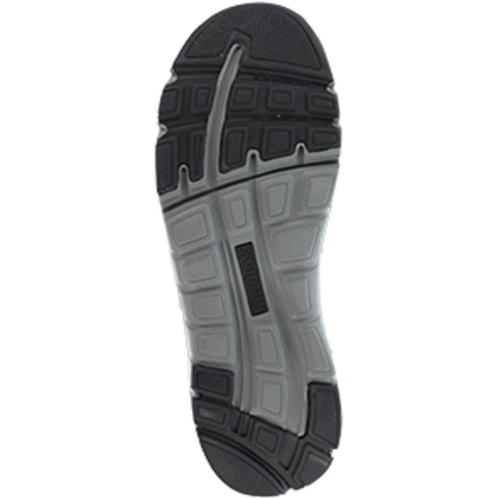REEBOK WORK Men's Tarade Composite Toe Classic Performance Hi Top Shoes, Black - BLACK