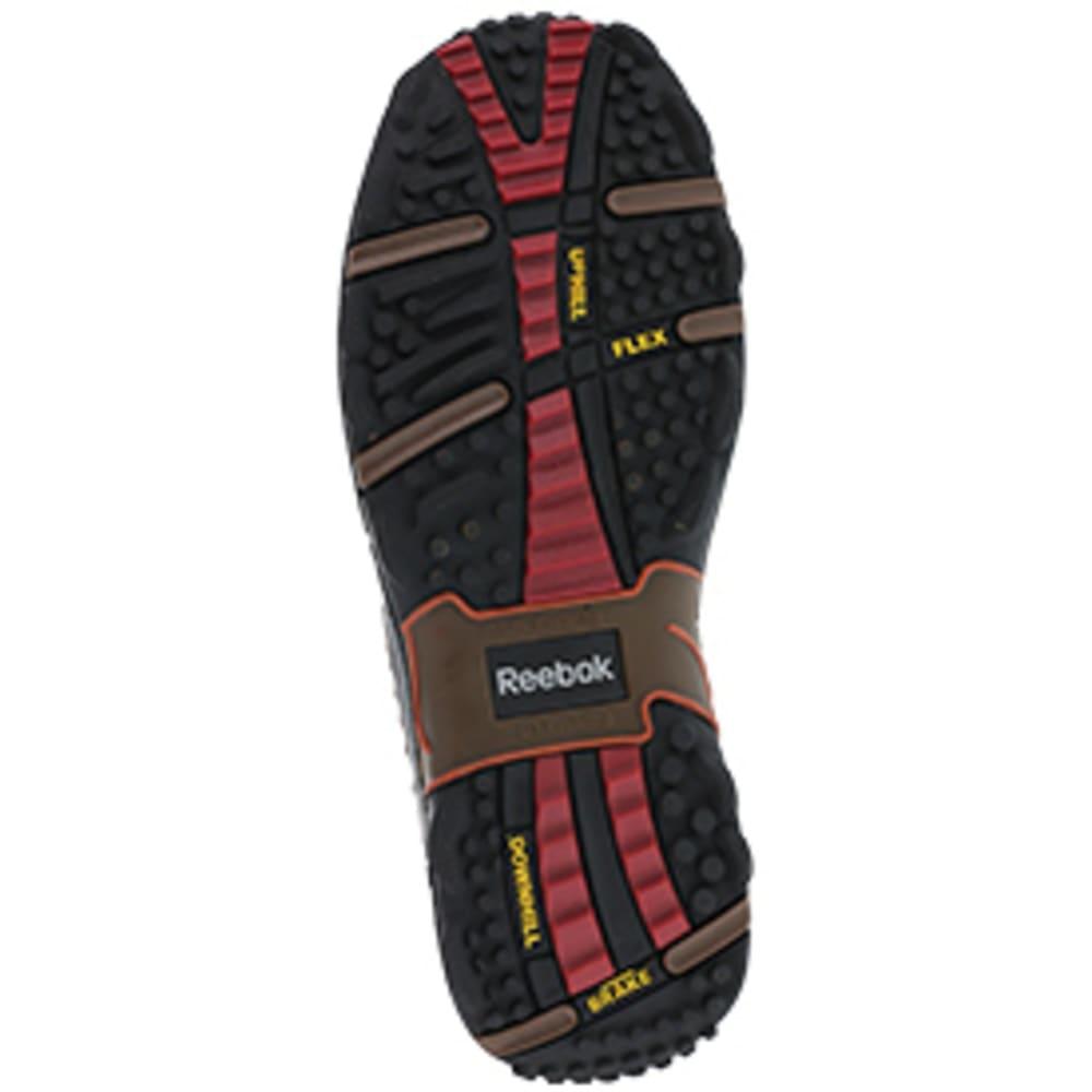 REEBOK WORK Men's Tiahawk Composite Toe Internal Met Guard Sport Hiker, Brown - BROWN