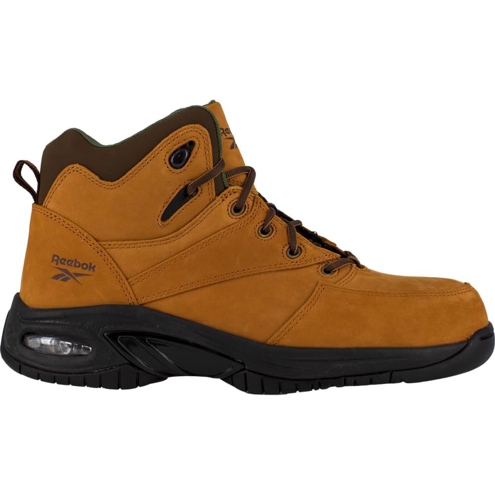 REEBOK WORK Men's Tyak Composite Toe Classic Performance Athletic Hi Top Hiker, Golden Tan - GOLDEN TAN