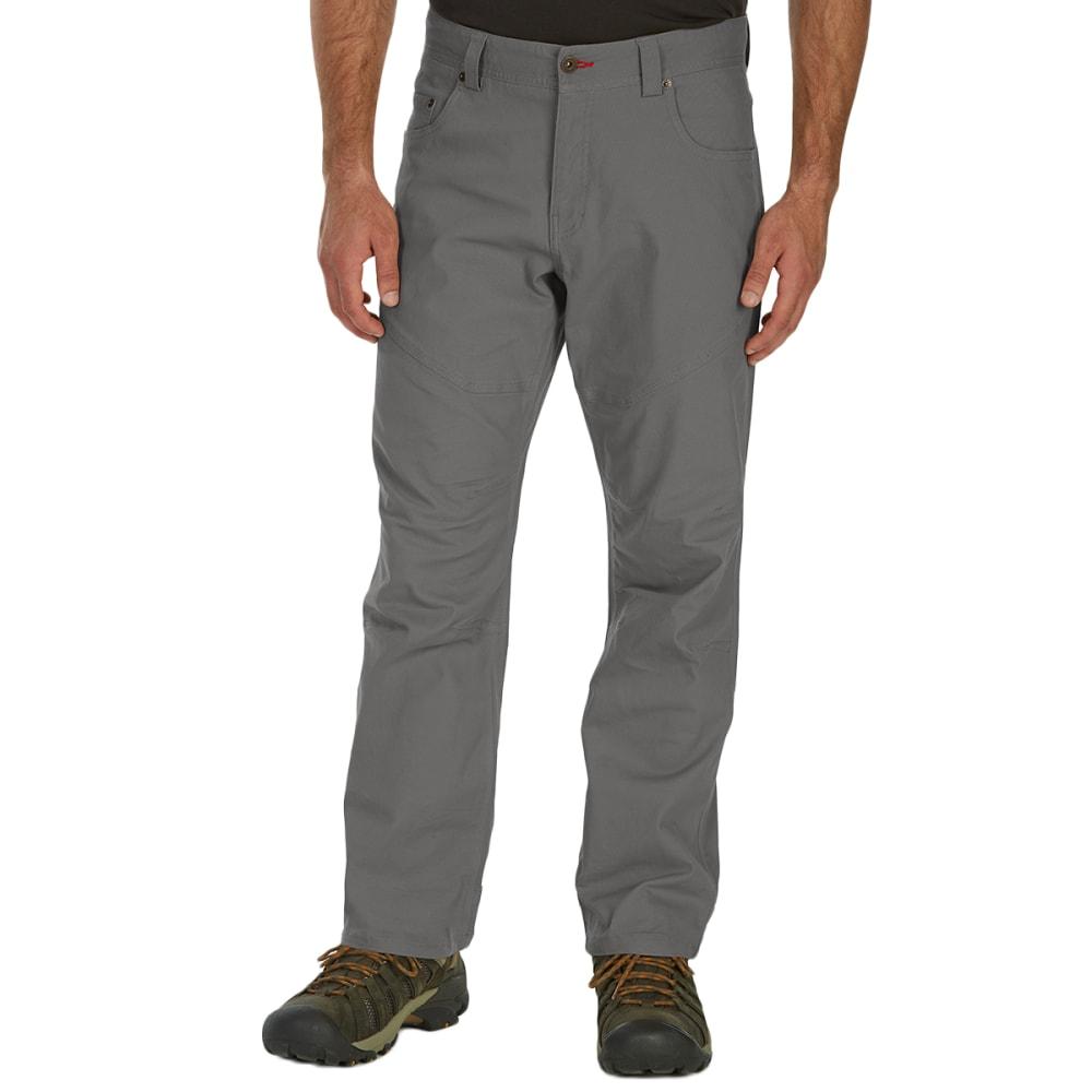 EMS Men's Fencemender Classic Pants - PEWTER