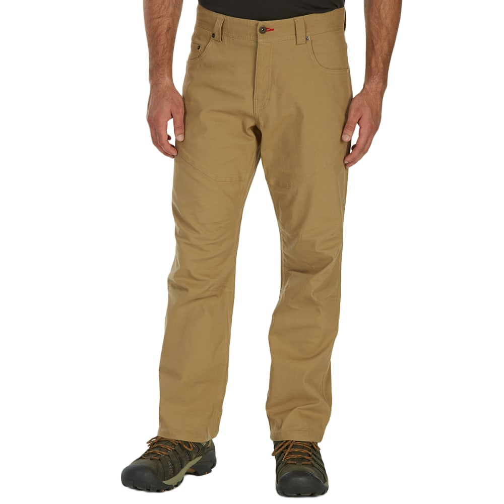EMS Men's Fencemender Classic Pants - KELP