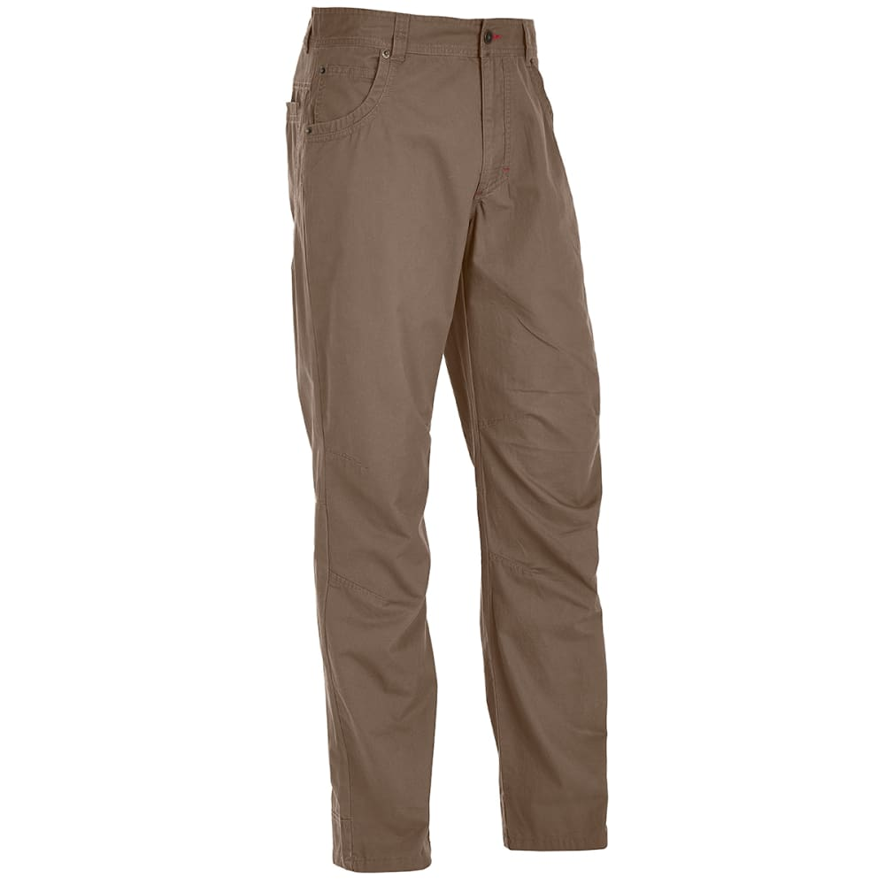 EMS Men's Rohne Lean Pants - WALNUT
