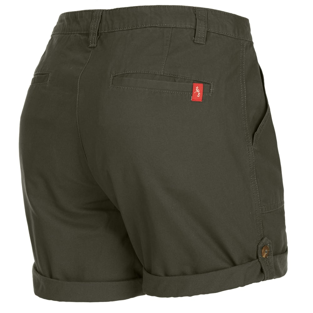 EMS® Women's Roll-Up Shorts - FOREST NIGHT