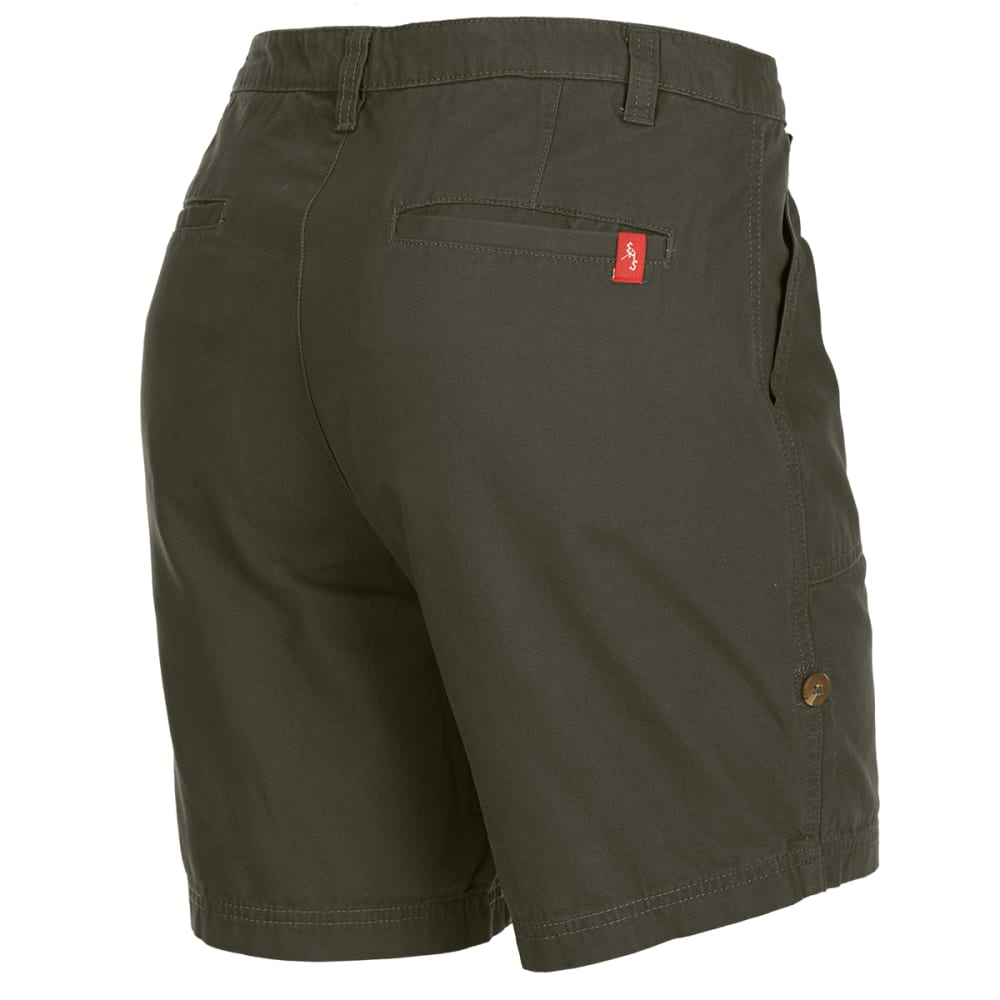 EMS Women's Roll-Up Shorts - FOREST NIGHT