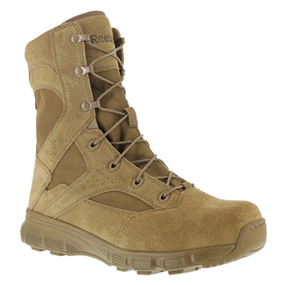 "REEBOK WORK Men's Dauntless Soft Toe 8"" Tactical Boot, Coyote - COYOTE"