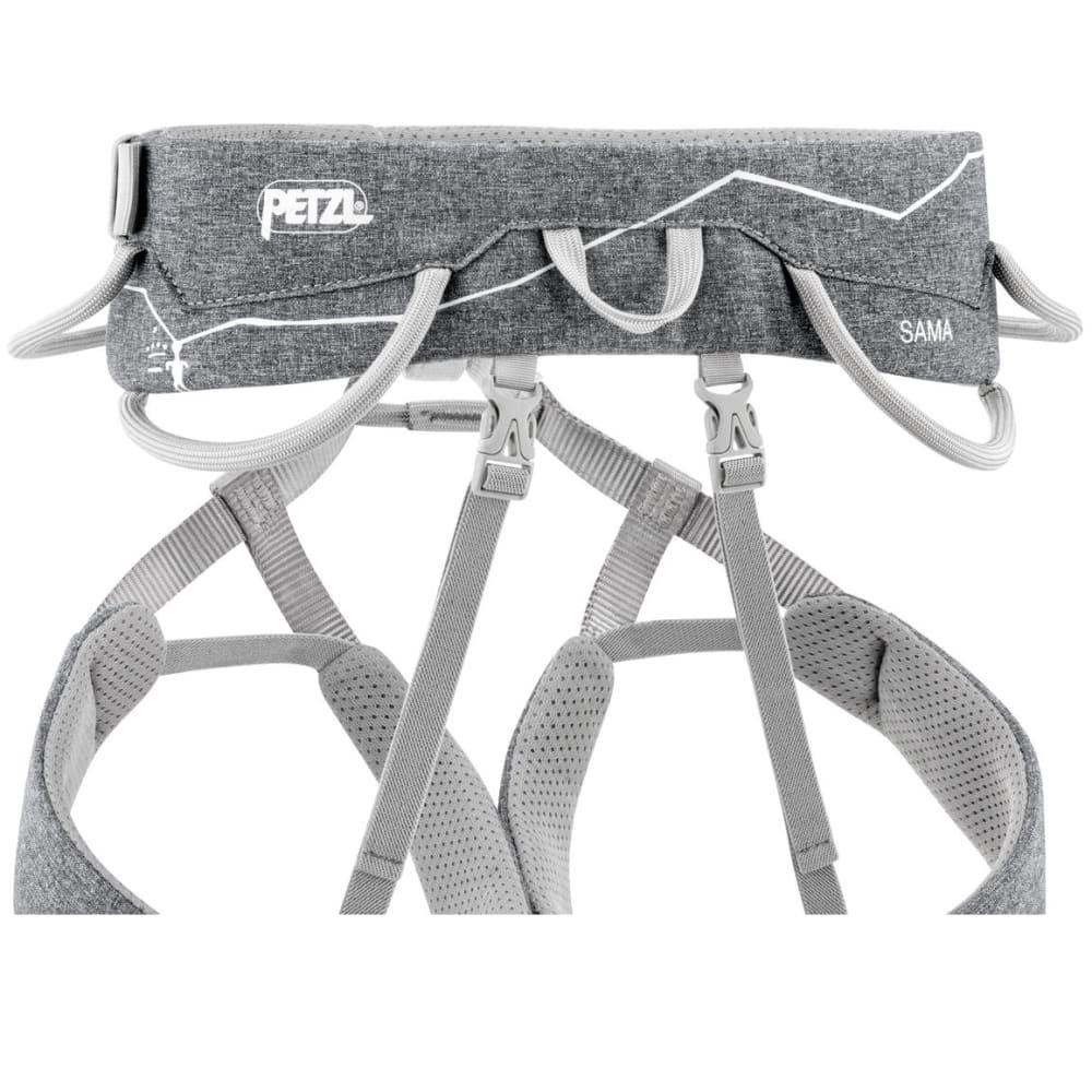 PETZL Sama Climbing Harness - GRAY