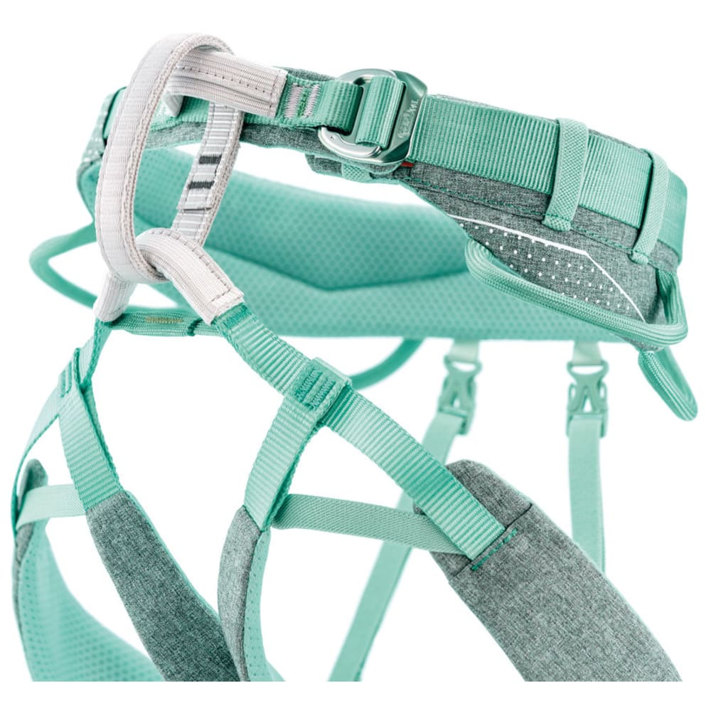 PETZL Women's Selena Climbing Harness - GREEN