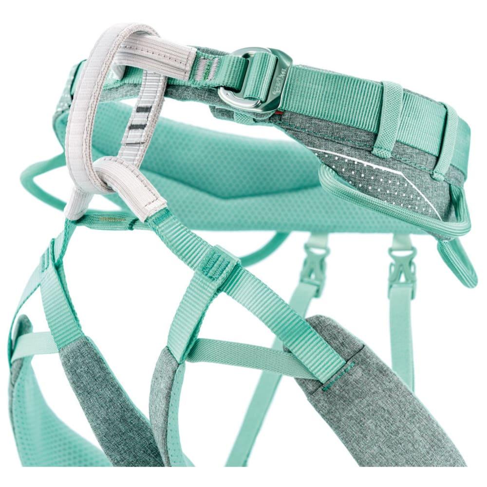 PETZL Women's Selena Climbing Harness - GREEN