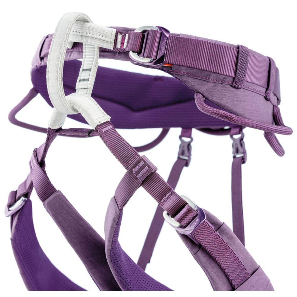 PETZL Women's Luna Climbing Harness - PLUM