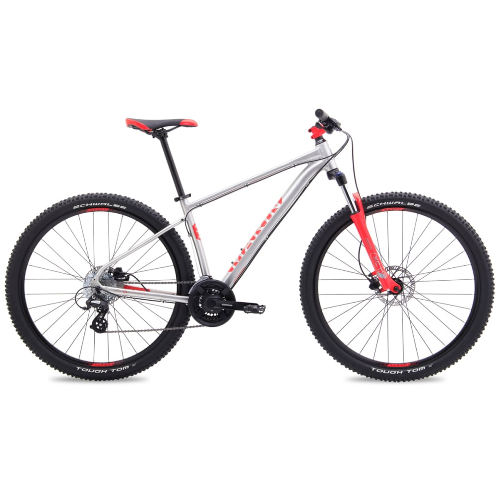 """MARIN Bobcat Trail 3 Bike - 27.5"""" - GLOSS ALLOY"""