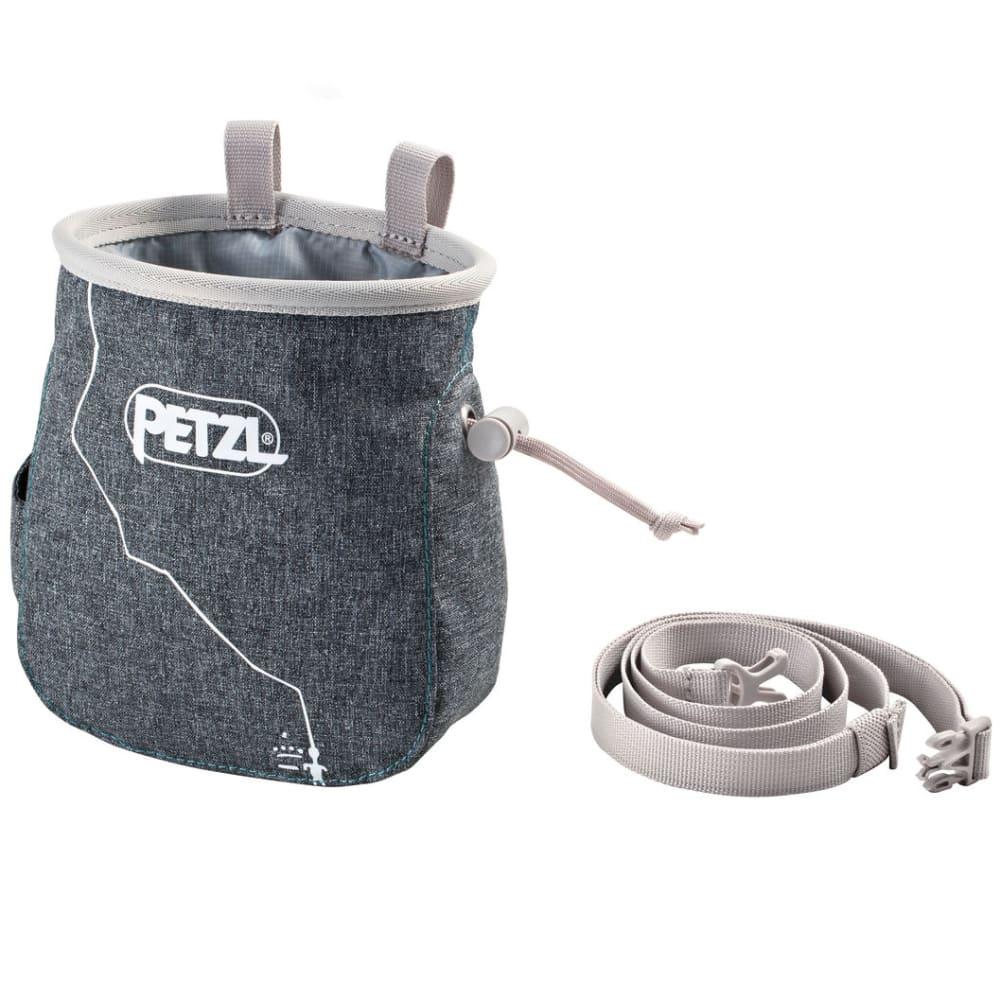 PETZL Saka Chalk Bag - GRAY