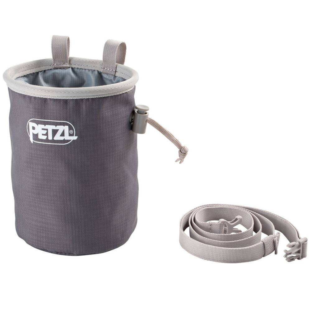 PETZL Bandi Chalk Bag - GRAY