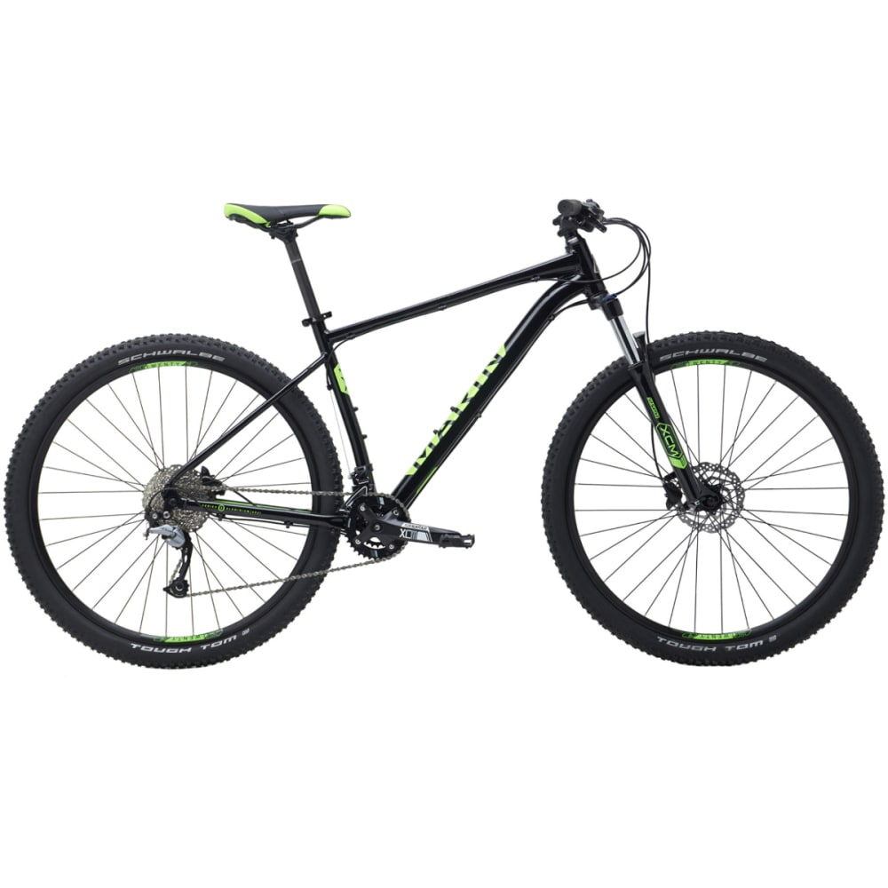 "MARIN Bobcat Trail 4 Bike - 29"" - BLACK"