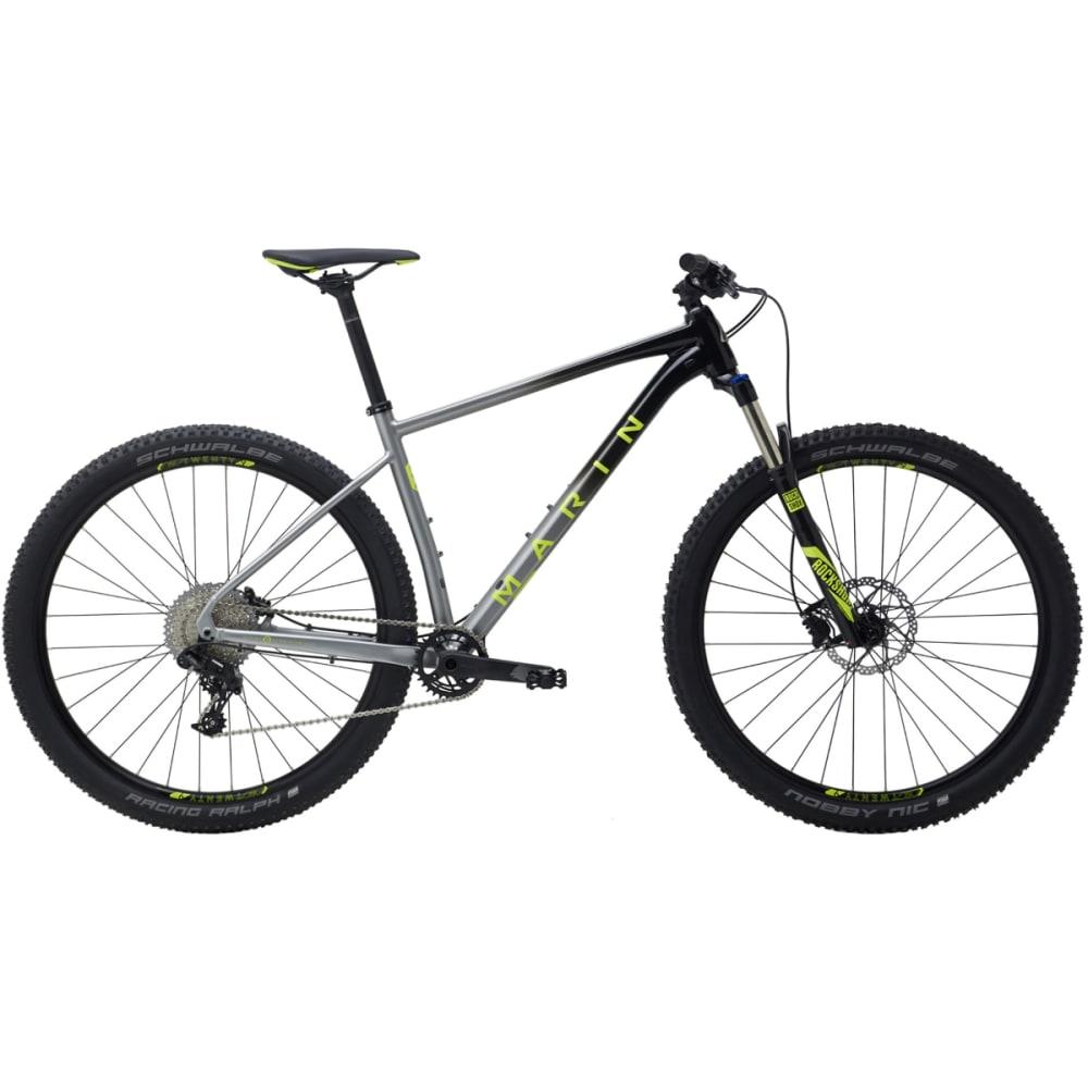 "MARIN Nail Trail 6 Bike - 27.5"" - BLACK/SILVER"