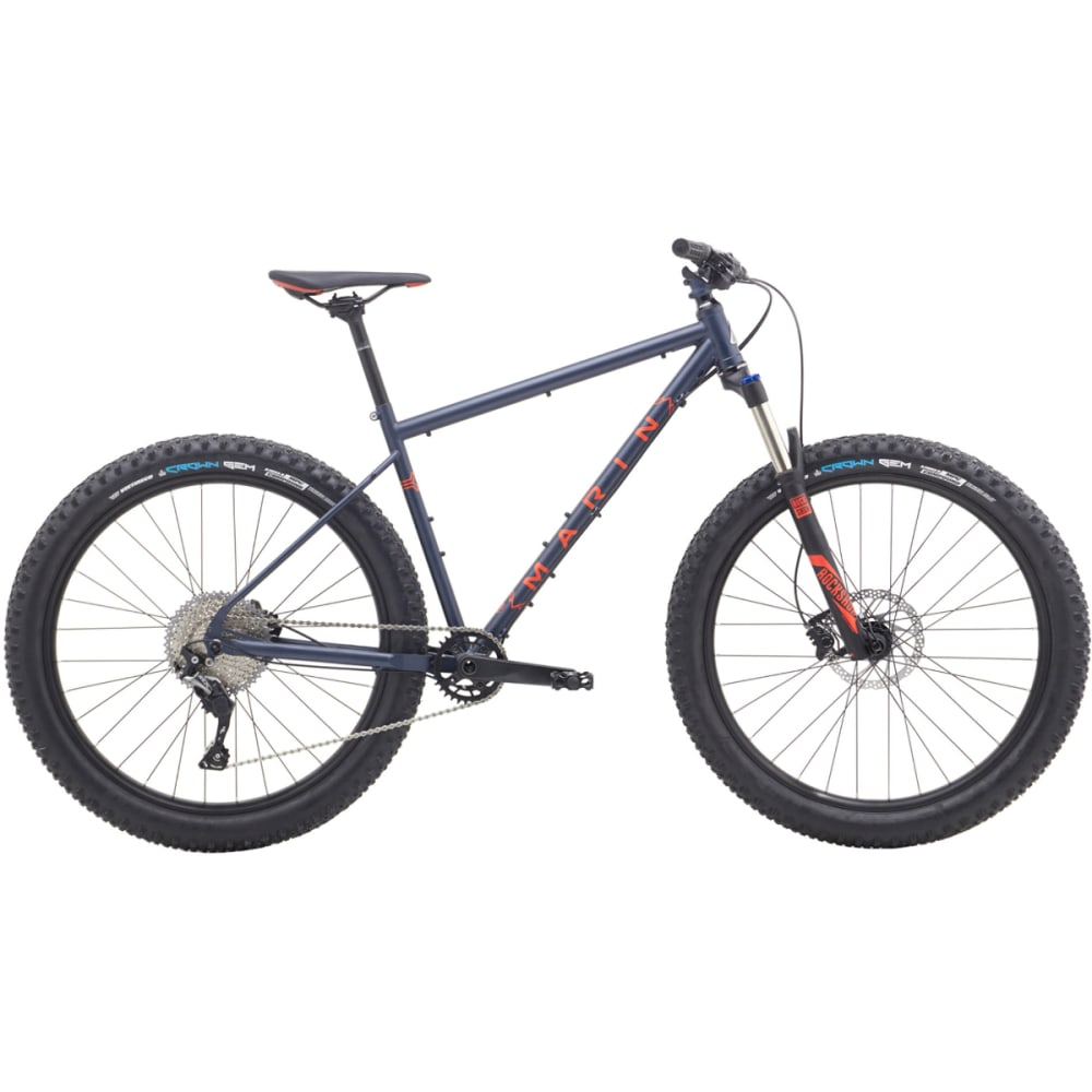 MARIN Pine Mountain 1 Bike - NAVY