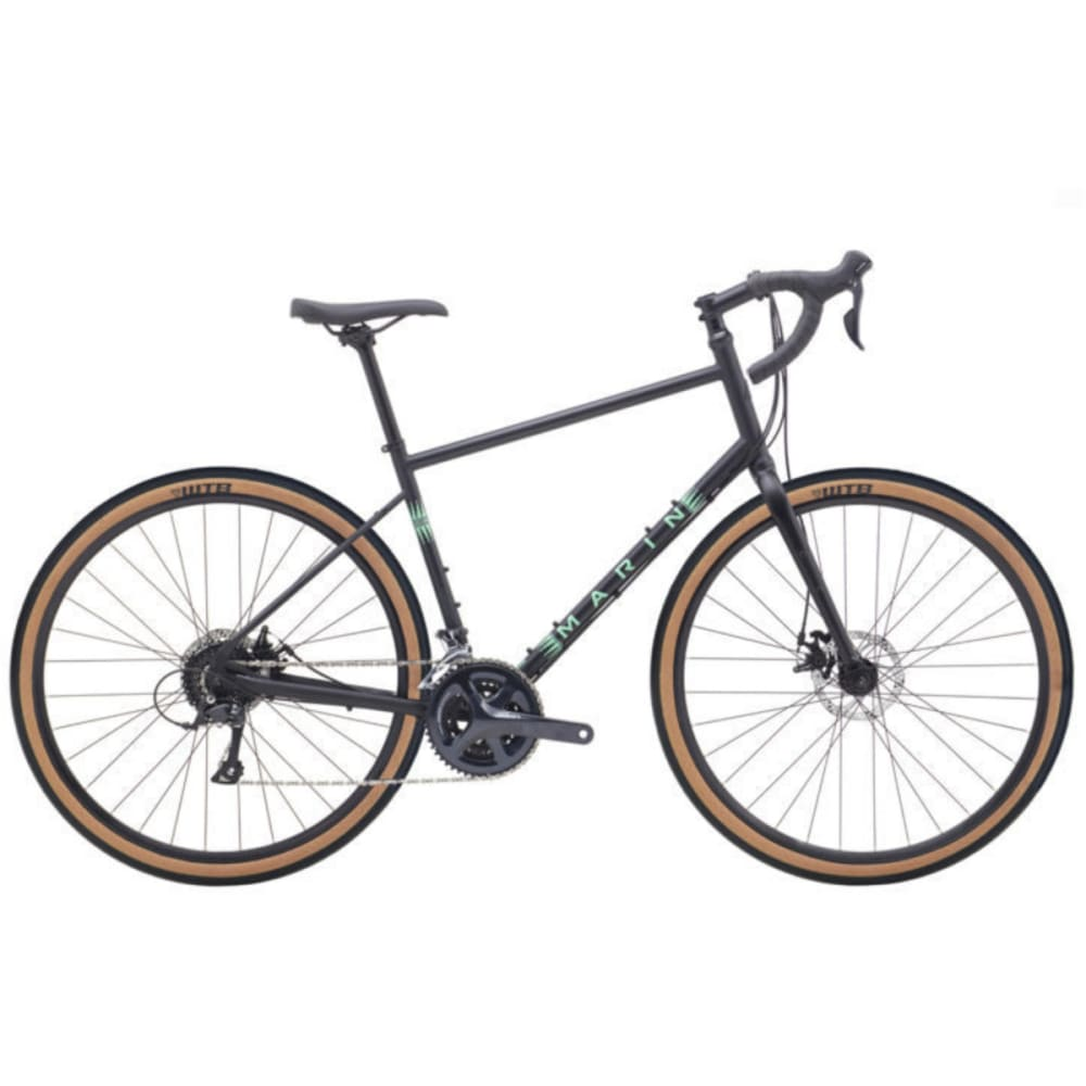 MARIN Four Corners Bike - BLACK
