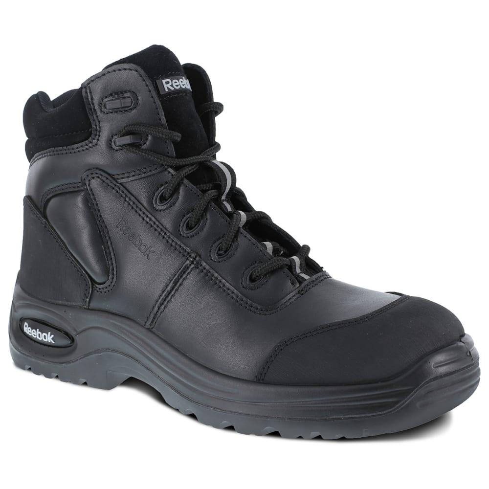 "REEBOK WORK Women's Trainex Composite Toe 6"" Sport Boot, Black - BLACK"