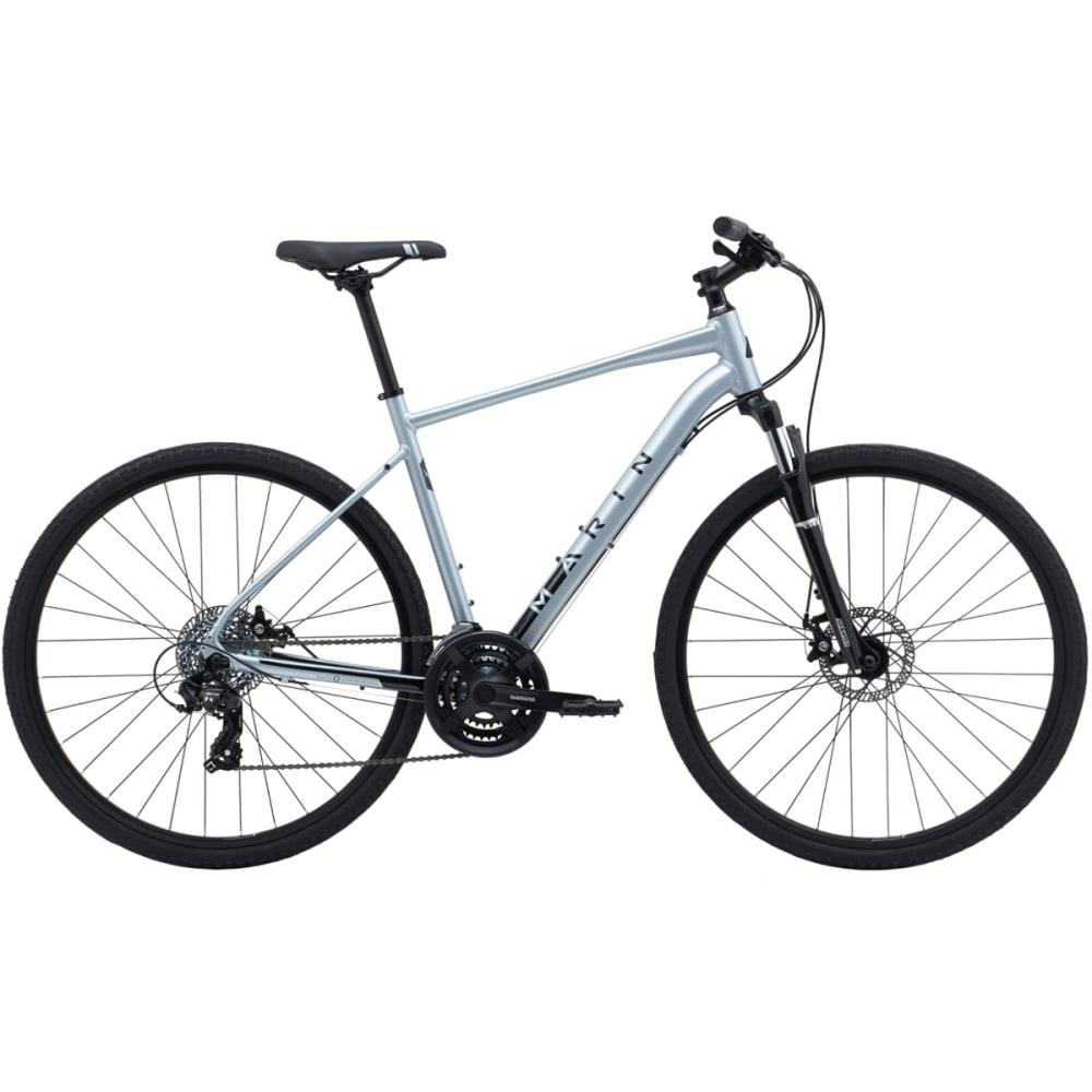 MARIN San Rafael DS1 Bike - SILVER
