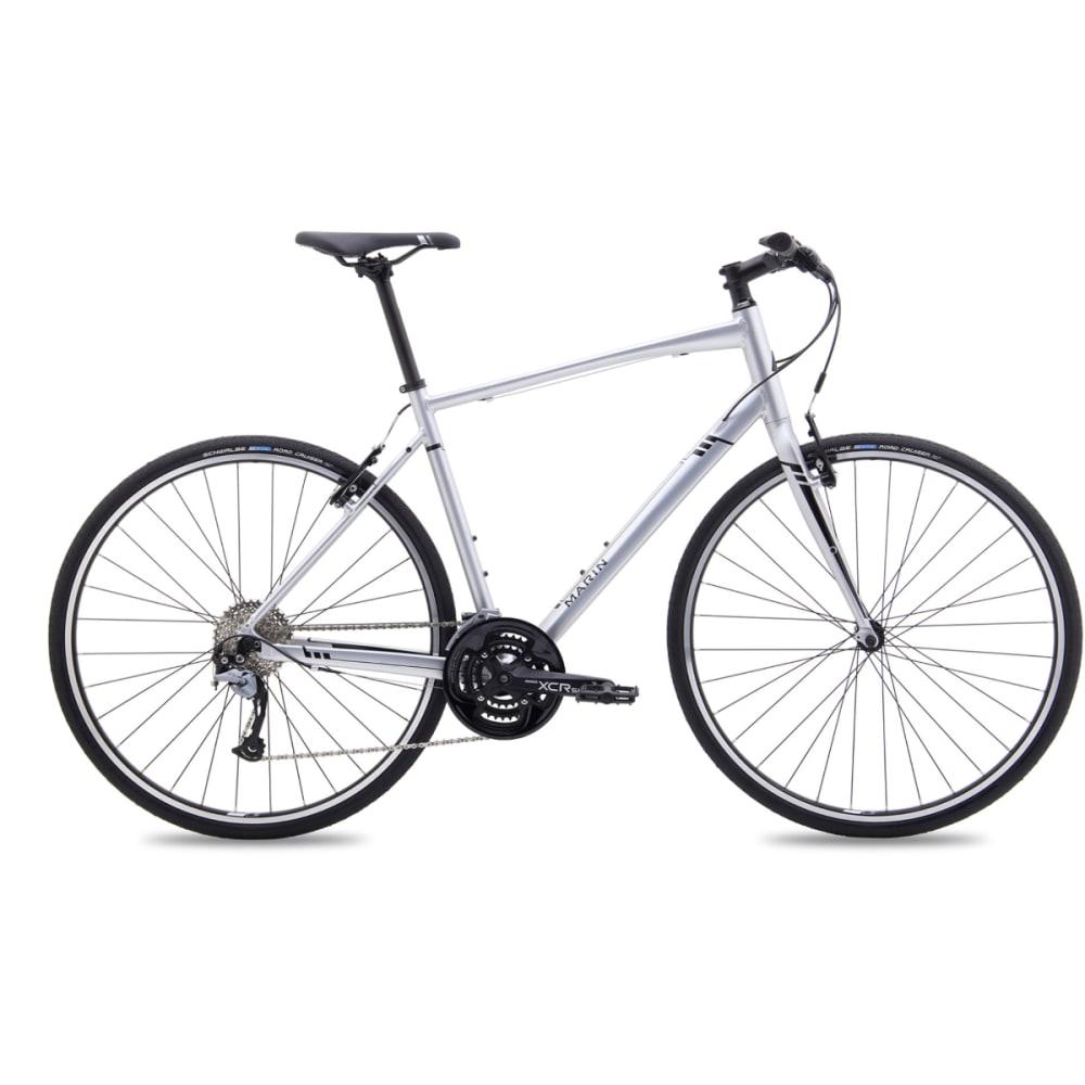 MARIN Fairfax SC 2 Bike - SILVER