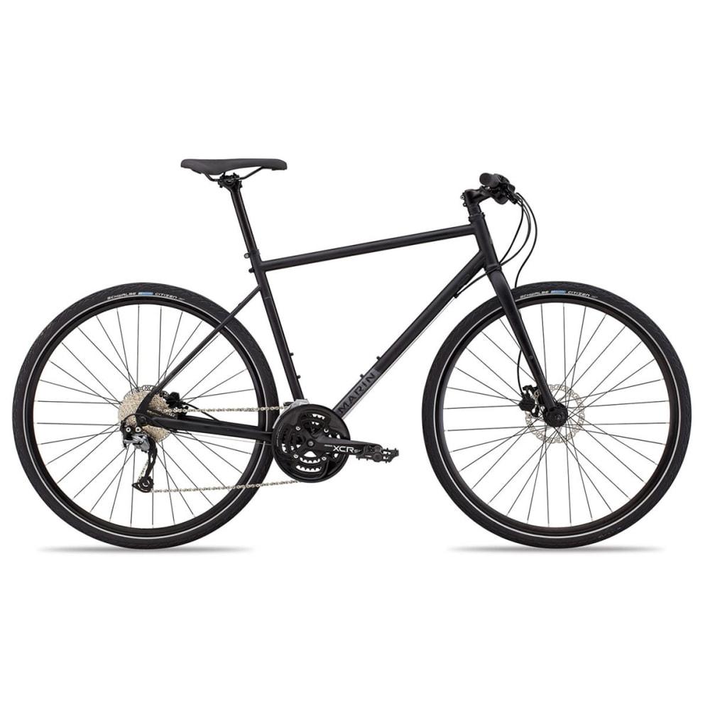 MARIN Muirwoods Commuter Bike - SATIN BLACK